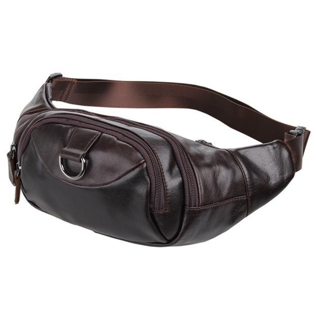 759f9d72c258 Кожаная сумка Belt Bag Leather JMD купить в Москве недорого - Интернет- магазин Легионер