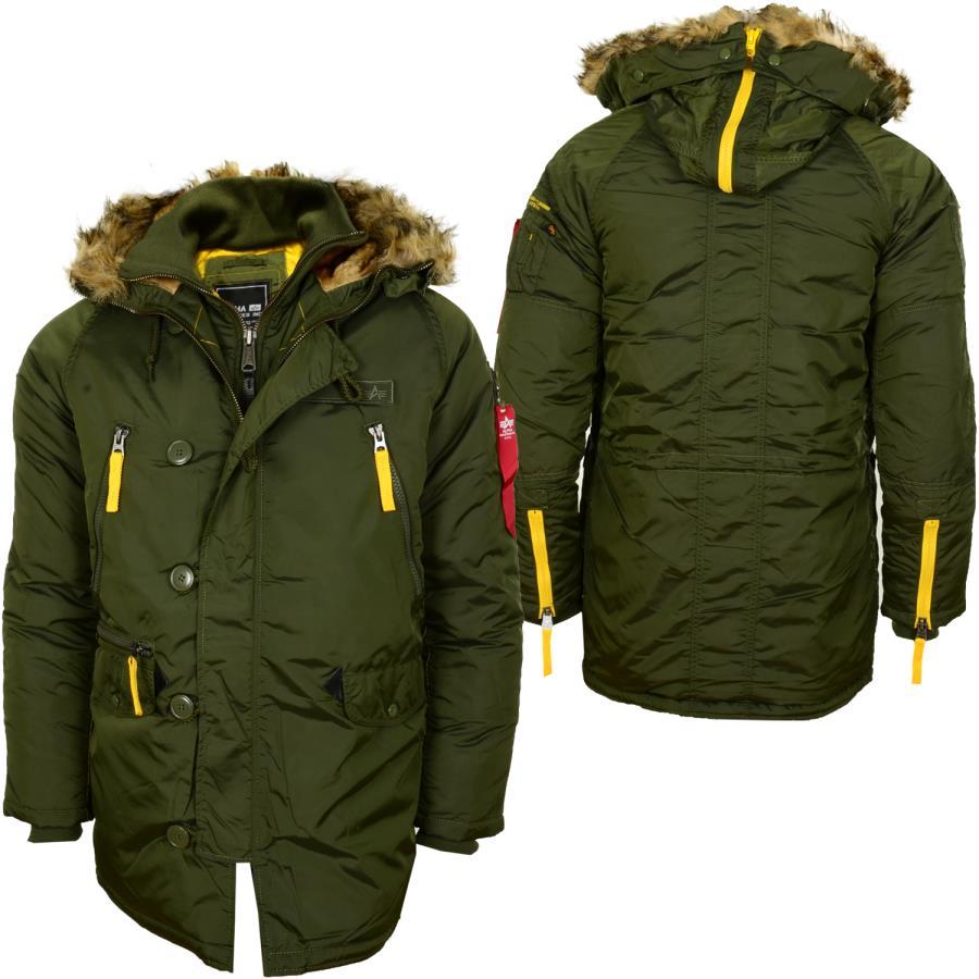 786a5e42 Куртка PPS N3B Alpha Industries купить в Москве, цена в интернет-магазине  Легионер