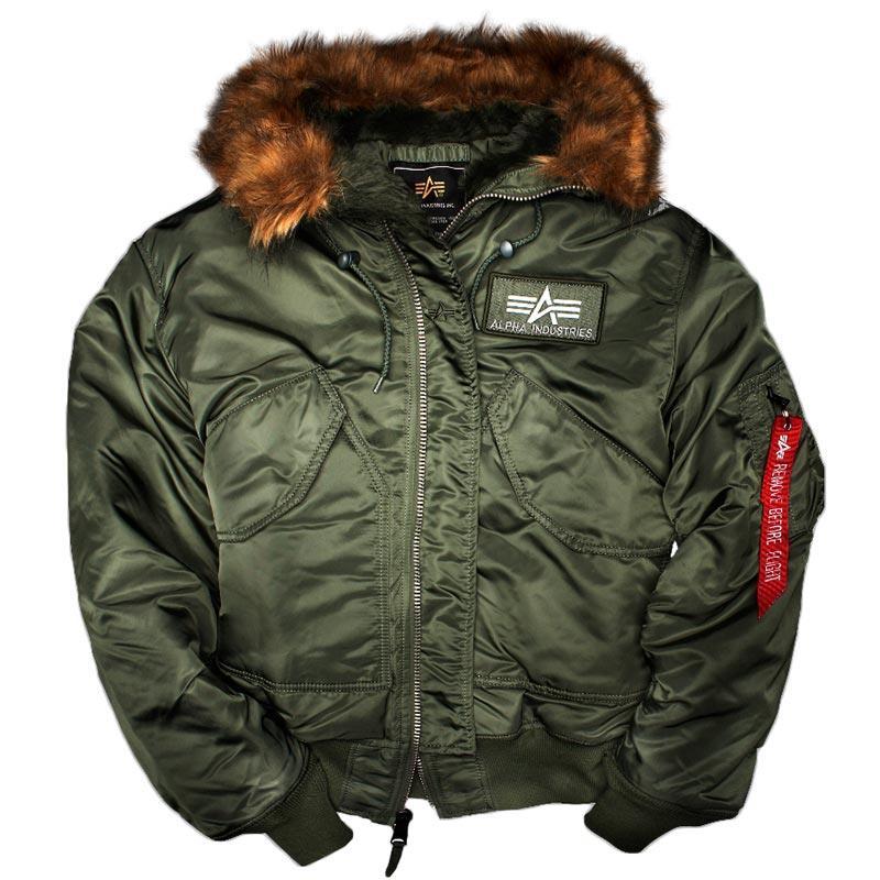 445f5720 Куртка 45 P Hooded Alpha Industries купить в Москве, цена в  интернет-магазине Легионер