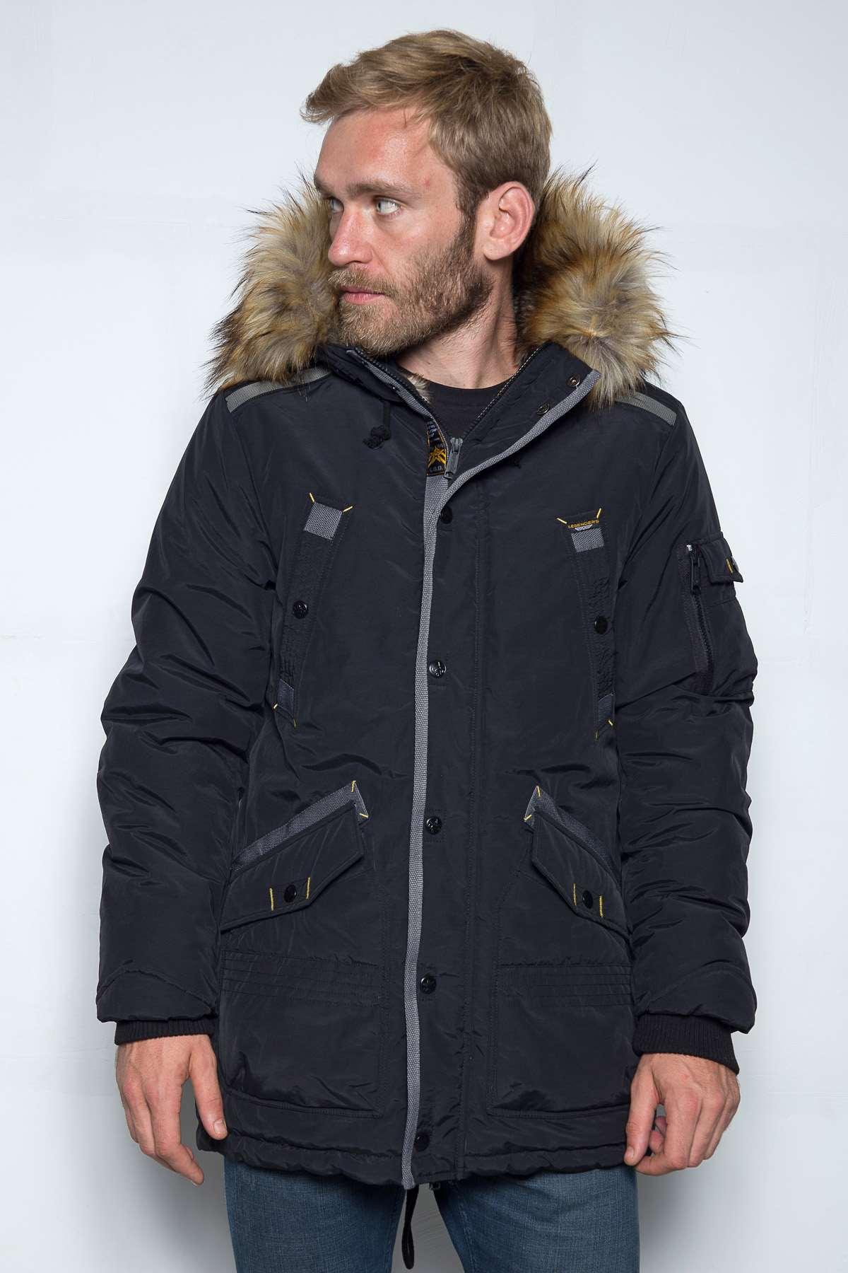 a573a8f4 Куртка- аляска Aspen LEGENDERS купить в Москве, цена в интернет-магазине  Легионер