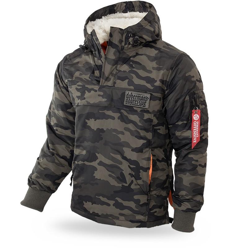 8cded9052be Зимняя куртка ANORAK MORO Dobermans Aggressive купить в Москве