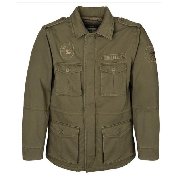 Купить Куртку Мужскую М 65