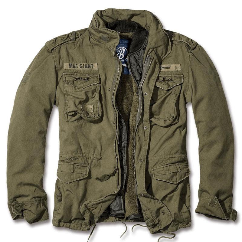 2d4d4ca50fb Куртка M65 Giant Brandit Olive купить в Москве - Интернет-магазин ...