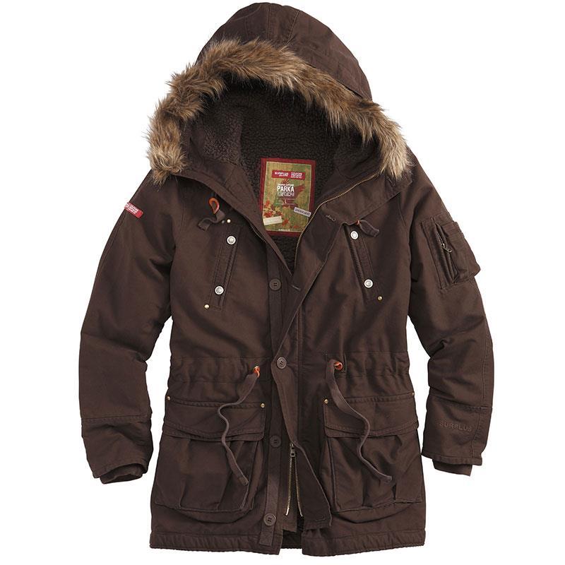 Куртка TROOPER SUPREME Surplus купить в Москве недорого - Интернет-магазин  Легионер fe6f0a478c3