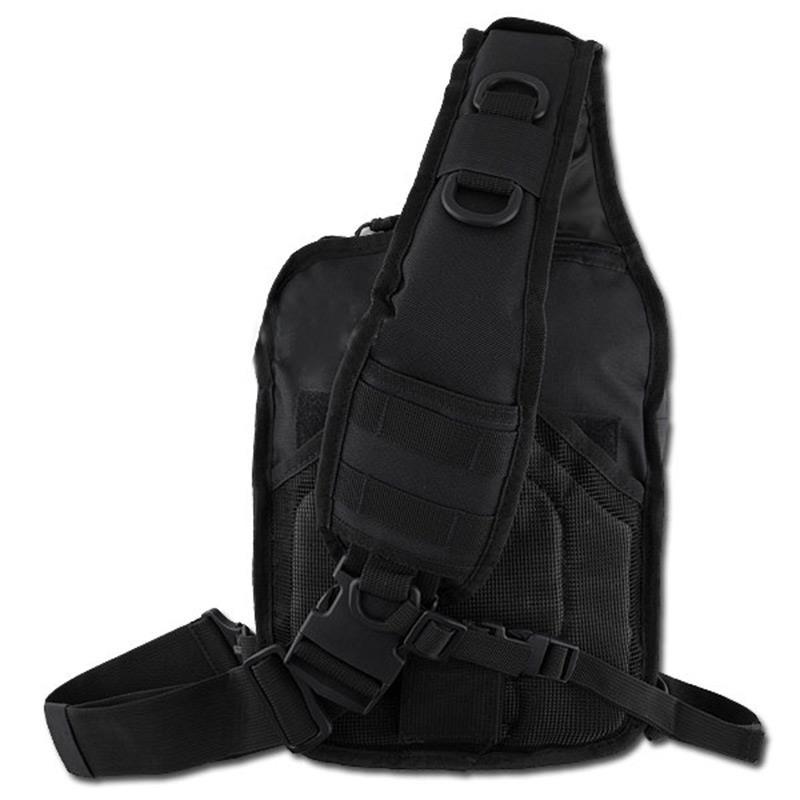 Тактический рюкзак на одно плечо 8 бит шмотки рюкзаки дакайн