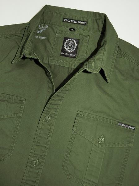 b5c959b5dd4 ... Рубашка Tactical Frog TF Military изображение 6 ...