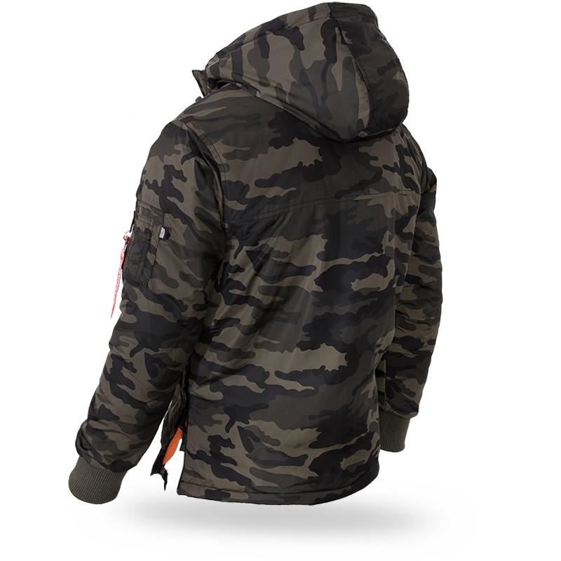 96f16a81c04 ... Зимняя куртка ANORAK MORO Dobermans Aggressive изображение ...