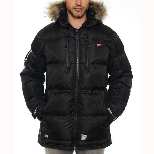 Куртка с мехом Davenport Geo.Norway купить в Москве по цене 10900.00 руб - каталог интернет-магазина Легионер