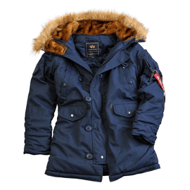 Куртка Explorer Wmn Alpha Industries изображение 2