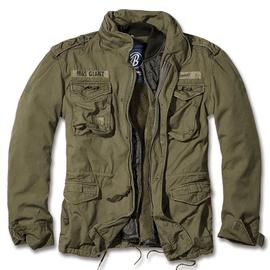 Куртка M65 Giant Brandit Olive изображение 5