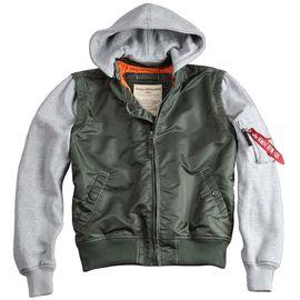 Куртка MA-1 TT Vest Alpha Industries изображение 2