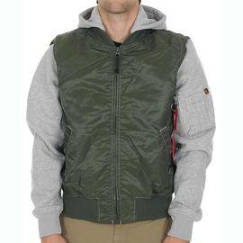 Куртка MA-1 TT Vest Alpha Industries изображение 1