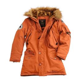 Куртка Polar Jacket Wmn Alpha Industries изображение 2