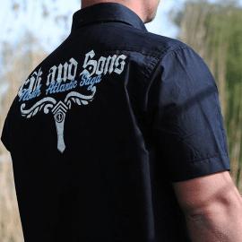 Рубашка Sul Erik and Sons изображение 2