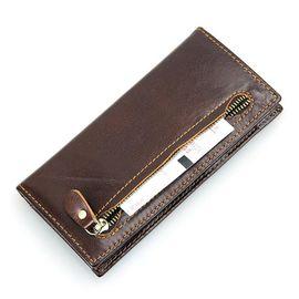 Мужской кошелёк из кожи Felix JMD изображение 2
