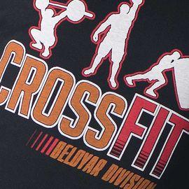 Свитшот CrossFit Division Белояр изображение 2