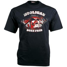 Футболка Born Free Hooligan Streetwear изображение 1