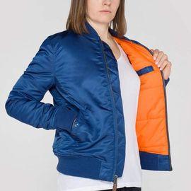 Куртка MA-1 VF 59 Wmn Alpha Industries изображение 2