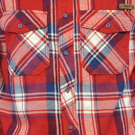 Рубашка Checkshirt Brandit изображение 4