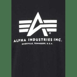 Футболка Basic Alpha Industries изображение 6