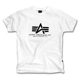 Футболка Basic Alpha Industries изображение 8
