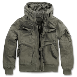 Куртка Bronx Brandit olive изображение 2
