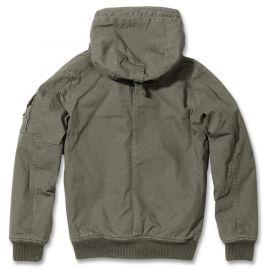 Куртка Bronx Brandit olive изображение 3