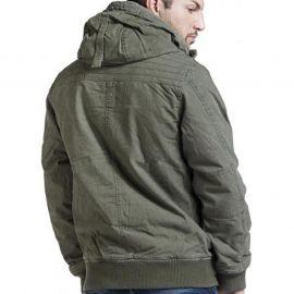 Куртка Bronx Brandit olive изображение 4