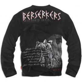 Лонгслив Berserkers Dobermans Aggressive LS99 изображение 1