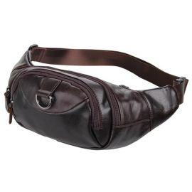 Кожаная сумка Belt Bag Leather JMD изображение 1