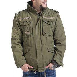 Куртка M65 Giant Brandit olive изображение 1
