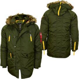 Куртка PPS N3B Alpha Industries изображение 1