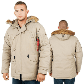 Куртка Explorer Alpha Industries изображение 1