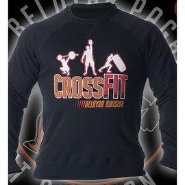 Свитшот CrossFit Division Белояр изображение 1