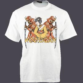 Футболка Samurai Hooligan Streetwear изображение 1