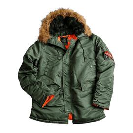 Куртка N3B VF 59 Wmn Alpha Industries изображение 1