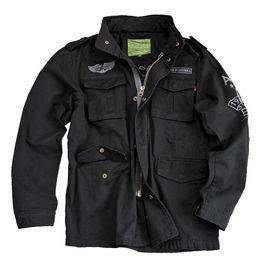 Куртка Eagle Skull Alpha Industries изображение 1