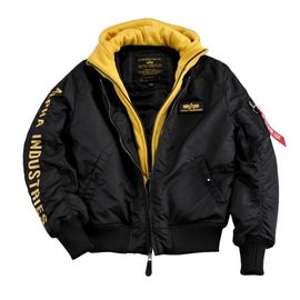 Куртка MA-1 D-Tec SE Alpha Industries изображение 1