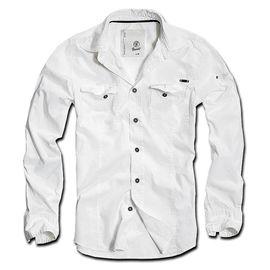 Рубашка SlimFit Brandit изображение 1