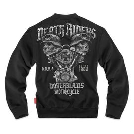 Свитшот Death Rider Dobermans Aggressive BC117 изображение 1