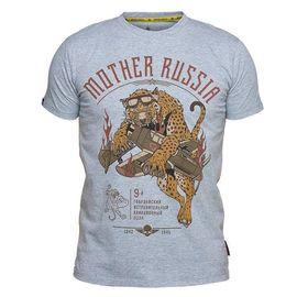 Футболка Леопард Mother Russia изображение 1