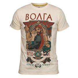Футболка Волга Mother Russia изображение 1