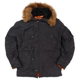 Куртка N3B Oxford Nord Storm GreyBlack изображение 1