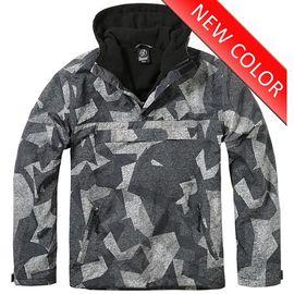 e48e8c7a6d3 Куртка Windbreaker Brandit night camo изображение 1