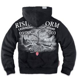 Толстовка на меху Rising Storm Dobermans Aggressive изображение 1