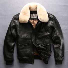 aa5a9869e8dd1 Кожаные куртки в стиле милитари мужские купить в Москве - Интернет ...
