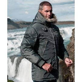 Куртка Thor Steinar Aviator Coat изображение 2
