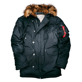 Куртка Explorer Alpha Industries изображение 7