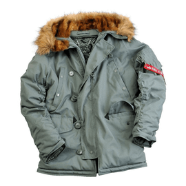 Куртка Explorer Alpha Industries изображение 6