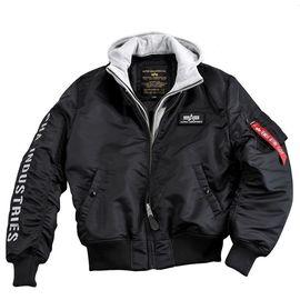 Куртка MA-1 D-Tec SE Alpha Industries изображение 3